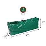 Sac de rangement pour Sapin de Noel artificiel Under Cover - Le meilleur sur Amazon - Vert - Garantie de ...