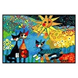 Coloriage Chat Rosina Wachtmeister.Chat Dessin Rosina Galerie Creation