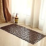 SESO UK- Douche antidérapante pour l'environnement Douche Tapis Tapis Surface d'eau PVC Salle de bain Coffre Tapis ( couleur : ...