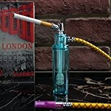 Shisha Narguilé Hookah Chicha Fumeur Pipe a Eau Cool Design Rodeo hubbly Bleu
