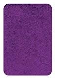 Spirella 10.13078 Tapis de salle de bain Alaska Violet, 70 x 120 cm