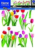 Nouvelles Images 170.001473.03 Autocollant pour Fen/être Papier Multicolore 69,5 x 49 x 0,1 cm