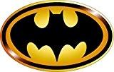 Stickersnews - Stickers Logo Batman réf 15080 Dimensions - 20 cm