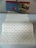 tapis de bain antidérapant de grande taille 97x36cm douche baignoire ou le bain