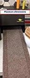 Tapis de passage MadeInNature®   pour cuisine, couloir, entrée   Grammage environ 1150 g par m²   Couleurs et dimensions ...
