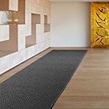 Tapis de passage sur mesure fibre naturelle casa pura® sisal doux | polypropylène | en 3 couleurs - Kalkutta - ...
