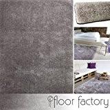 Tapis Moderne Seasons gris 200x200 cm - tapis moelleux et doux en couleurs actuelles
