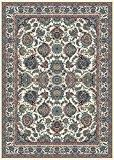 Tapis Oriental, 250x350 cm, laine, densité 1 000 000 nœuds par mètre bleu, beige, brun !!! (250_x_350)