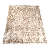 Tapis shaggy 140 x 200 cm (Tapis shaggy 140 x 200 cm, Beige)