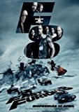 THE FATE OF THE FURIOUS - Fast and the Furious 8 – Swedish Movie Wall Poster Print - 30CM X ...