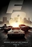 THE FATE OF THE FURIOUS - Fast and the Furious 8 - US Movie Wall Poster Print - 30CM X ...
