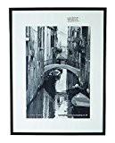 The Photo Album Company Ltd PAAF3040-BLK Cadre photo en aluminium Format 30 x 40 cm Noir
