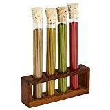 Titulaire d'encens à base de plantes Asie & Burner Gift Set - Comprend 60 Bâtons d'encens naturels - Unique Gifts ...