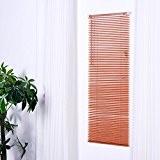 UEnjoy Store vénitien marron PVC dimension 135X160CM NEUF