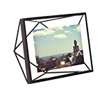 Umbra 313016-040 Prisma Cadre Photo Acier Noir 10 x 15 cm