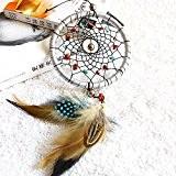 Vakind® Indien Handmade Dream Catcher Attrape-rêves Capteur de Rêves
