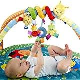 vpsan Baby spirale Animaux Jouet Peluche pour coque bébé Poussette