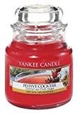 Yankee Candle Bougie parfumée Bougie en pot, Festive Cocktail