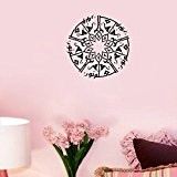 zooarts Art islamique calligraphie arabe Allah mural en vinyle amovible Stickers citation 570