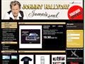Johnny Hallyday- Boutique Officielle