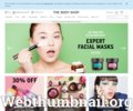 Masques & Gommages | The Body Shop®