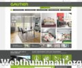 Meubles TV design - Salon | Meubles Gautier
