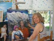 site artiste atelier - ludmila constant