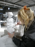 site artistes oeuvre - SaBra Cigna