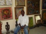 site artistes oeuvre - Samuel Py dipocko