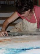 site artistes oeuvre - Sandrine CHALOT