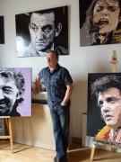 site artiste atelier - thierry felix
