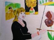 site art - Marie LEGEAY