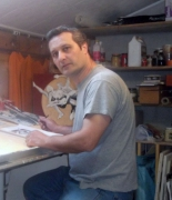 site artistes - antonio aliperti