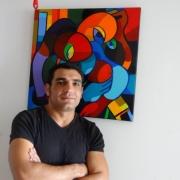 site artistes oeuvre - Sam Keusseyan