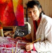site artistes oeuvre - Claire BIETTE