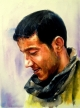 site artiste atelier - Djelloul Merhab