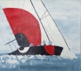 Painting - America's cup