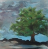 Painting - arbre