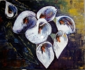 Painting - Arums