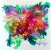 Painting - Explosion Florale 2