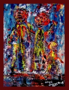 painting : Famille