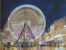 Painting - grand 'roue Lille