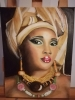 Painting - Ma Princesse Africaine