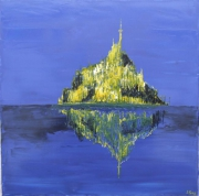 Painting - MTSTMICHEL