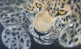 Painting - panther