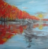 Painting - paysage