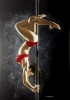 Painting - Pole dance