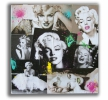 "Painting - Tableau "" Marilyn Fun """