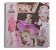 "Painting - tableau "" marilyn Pink """