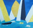 Painting - voiles